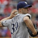Rick Peterson on Chris Capuano