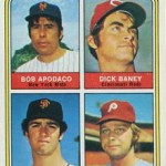 Mets Card of the Week: 1974 Topps Bob Apodaca Error