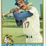 Mets Card of the Week: Felix Millan