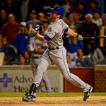 Ike Davis breaking out of slump in big way