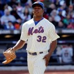 Jenrry Mejia is the Mets' fifth starter, for now