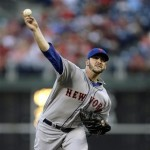 Matt Harvey holding up his end of the bargain
