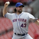 Dickey winning the Cy Young could be the happy ending Mets' fans need