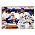 A look at the 2012 Topps Mets cards – Part I