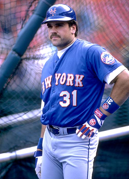 Image result for mike piazza mets