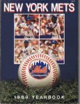 1989 Mets Yearbook