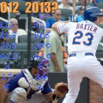 Mets360 2013 projections: Mike Baxter