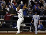 Jordany Valdespin, Mike Wall