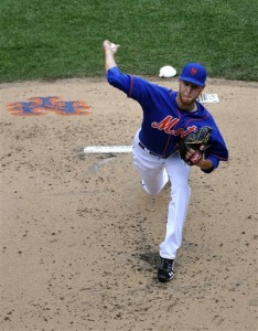 Zack Wheeler is becoming a mature pitcher