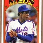 Mets Card of the Week: 2013 Dwight Gooden