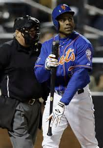 Curtis Granderson, the latest unlucky Mets Opening Day cleanup hitter