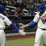 Curtis Granderson and Juan Lagares exemplify small sample sizes
