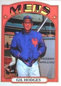 1972 OPC Hodges