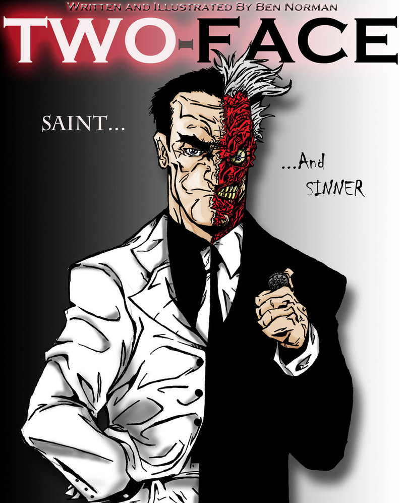 Two_face_comic_cover