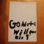 Go Mets: Will You Win?