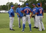 Mets Outfield
