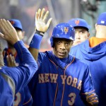 On Curtis Granderson batting leadoff for the Mets