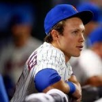 Matt den Dekker should be starting for the Mets
