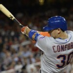 Michael Conforto profiles perfectly for the Mets