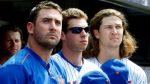 Harvey, Matz, deGrom