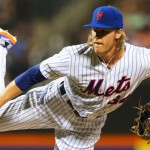 Noah Syndergaard's improvement and maturation in 2015