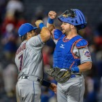 Where does Travis d'Arnaud's breakout leave Kevin Plawecki?