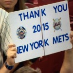 Gut Reaction:  Mets 3  Dodgers 1 (NLDS Game #1, 10/9/15)