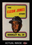 Cleon Jones Booklet