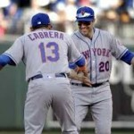 Early results on Asdrubal Cabrera-Neil Walker middle infield combo