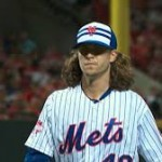 Jacob deGrom: last man standing?