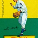 Mets Card of the Week: 1964 Ron Hunt