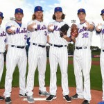 The Mets' season rests on their aces' shoulders