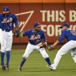 The 2017 Mets outfield
