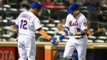 Comparing the recent CF play of Juan Lagares and Brandon Nimmo