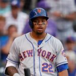Dominic Smith has arrived