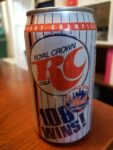 Mets Card of the Week: RC Cola 1986 NL Champs