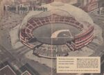 The impact of a proposed dome for the Brooklyn Dodgers